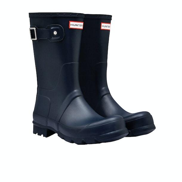 Hunter Original Short Mens Wellington Boots
