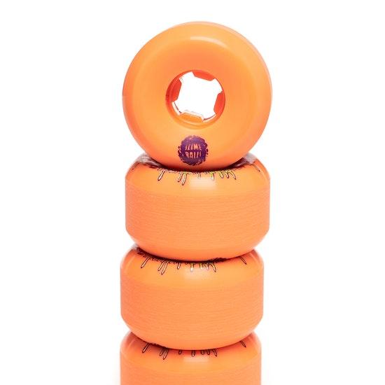 Santa Cruz Slime Balls Slime Bombs Speed Balls 99a Skateboard Wheel