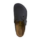 Birkenstock Boston Oiled Leather Slip On Trainers