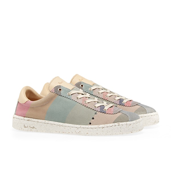Paul Smith Shoe Dusty Multi Stripes Dames Schoenen