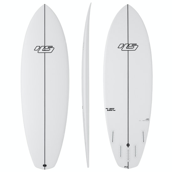 Haydenshapes Loot Futures 5 Fin Surfboard