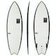 Haydenshapes MISC. FutureFlex Futures 2+1 Surfboard