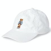 Polo Ralph Lauren Bear Cotton Oxford Ball Cap