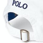 Polo Ralph Lauren Bear Cotton Oxford Ball Czapka z daszkiem