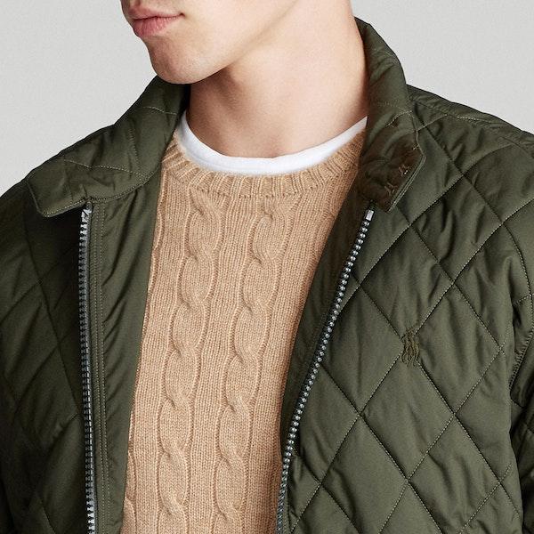 Polo Ralph Lauren Diamond Quilted Men's Jacket