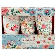 Cath Kidston Hand Cream Trio Grooming Gift Set
