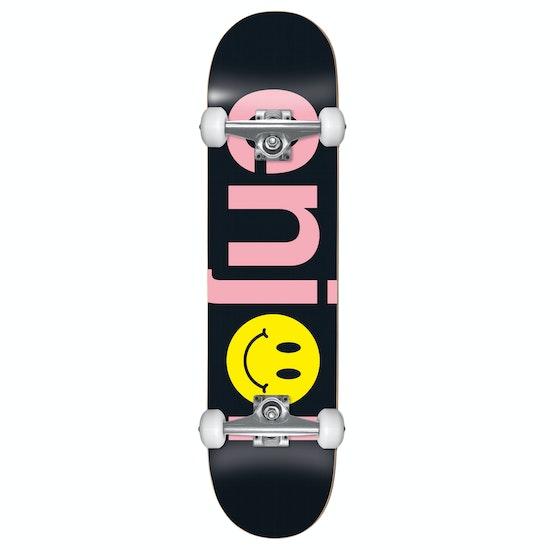Enjoi No Brainer Smiley Fp Comp Skateboard
