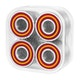 Bronson Speed Co Zion Wright Pro G3 Pack Of 8 Skateboard Bearings