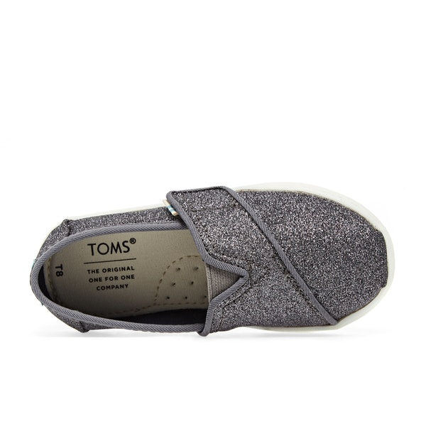 Toms Alpargata Tiny Kinder Schlüpfschuhe