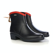 Aigle Miss Juliette Bottillon Heeled Ankle Womens ウェリントンブーツ
