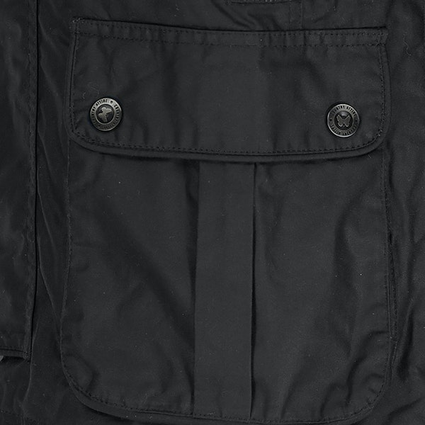 Country Attire Corby Wax Jacket