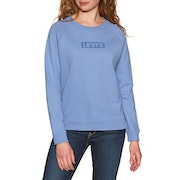 Levi's Relaxed Graphic Crew Damen Pullover