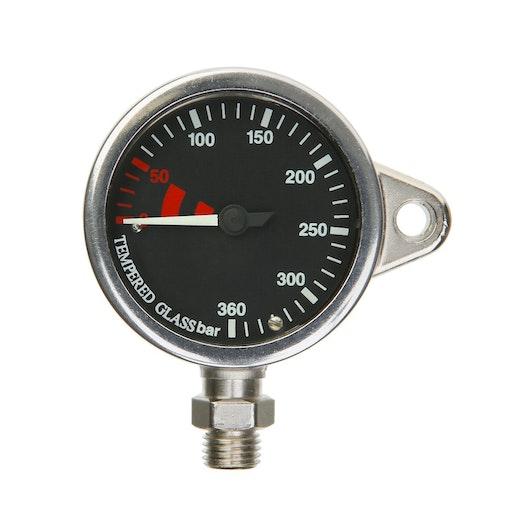 Miflex Black Tech Snap Pressure Gauge