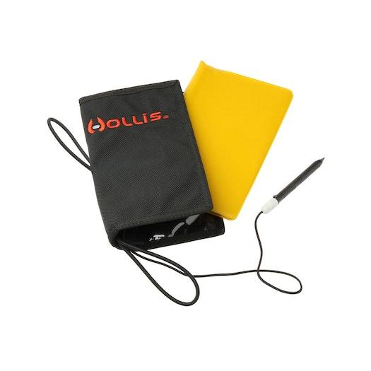 Hollis Underwater Notebook