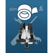 Simply Scuba Harness Assembly