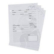 Simply Scuba Detailed Pages for Log Book