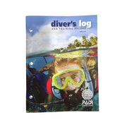 PADI Diver Logbook Log Book