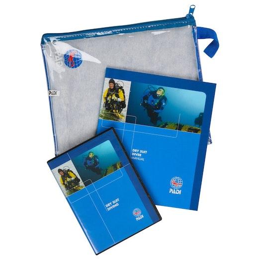PADI Dry Suit Diver Crewpack Manual