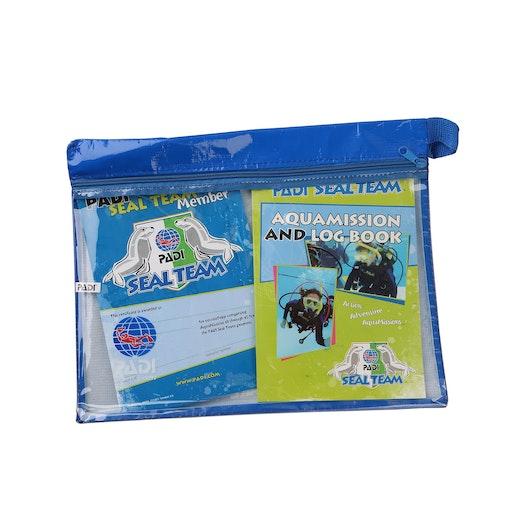 PADI Seal Team Crewpack with DVD