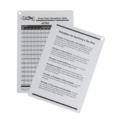 PADI Tec Deep Stop Calculation Table Manual