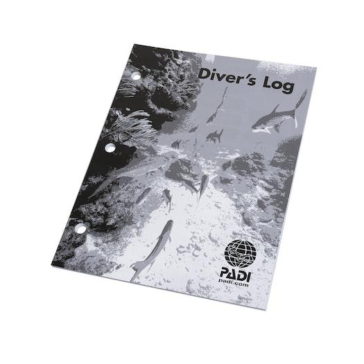 PADI Adventure Log Refill Pages Log Book