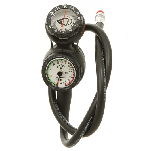 Oceanic Swivel Navcon Triple Gauge