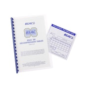 BSAC BSAC 88 Decompression Tables Manual