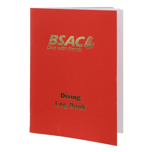 BSAC Red Column Log Book