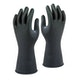 Kubi Rubber Latex Dry Dive Gloves
