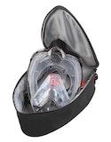 Dive Bag Simply Scuba Full Face Snorkel - Black