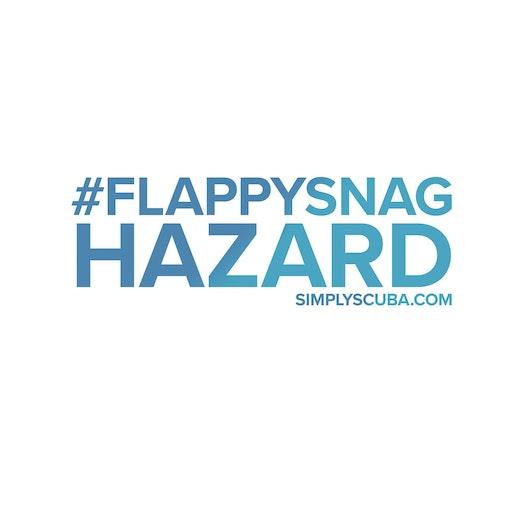 Simply Scuba Flappy Snag Hazard Mug