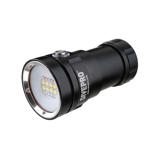 DivePro D80F Video Underwater Light