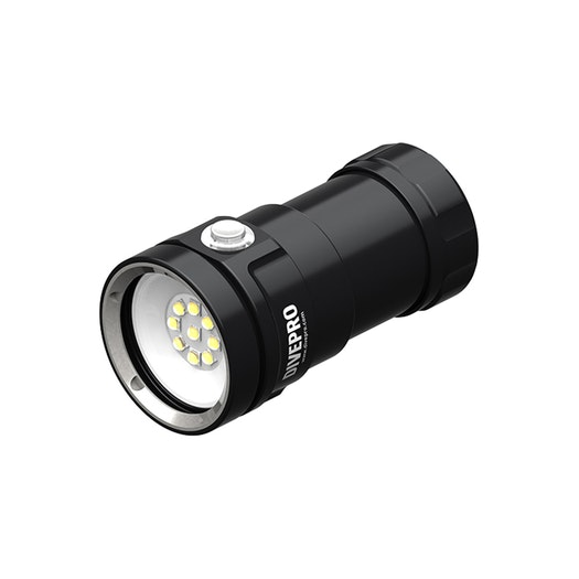 DivePro D90F Video Underwater Light