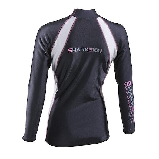 Sharkskin Long Sleeve Rash Vest