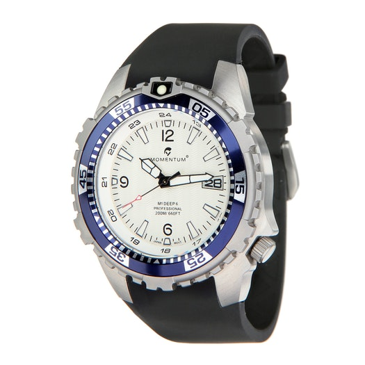 Momentum M1 Deep 6 Fitted Sapphire Dive Watch