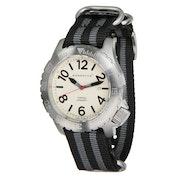 Momentum Torpedo NATO Stripe Dive Watch