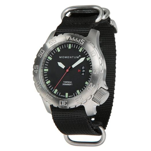 Momentum Torpedo NATO Dive Watch