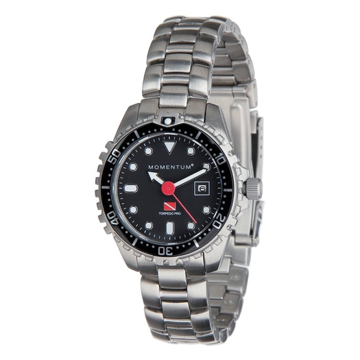 Momentum Torpedo Pro Steel Dive Watch