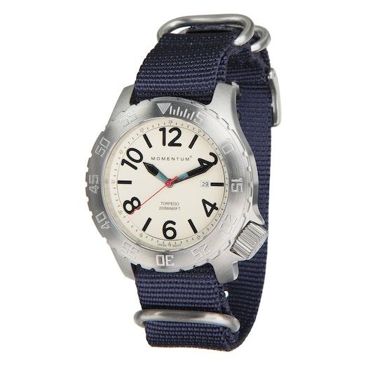 Momentum Torpedo Sapphire NATO Dive Watch