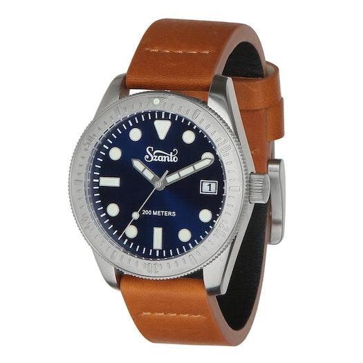 Szanto Vintage Dive Watch