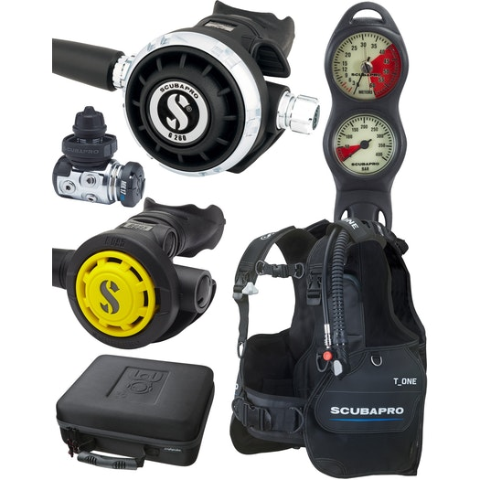 Simply Scuba Scubapro Open Water Silver Package