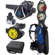 Simply Scuba Scubapro Ultra Light Travel Package