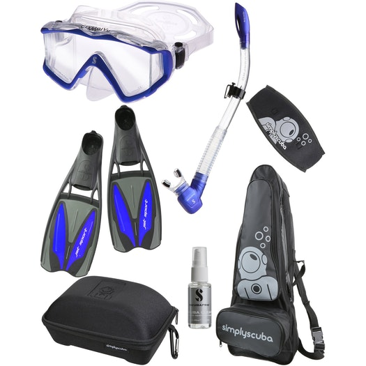 Simply Scuba Silver Snorkelling Package