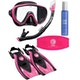 Simply Scuba Tusa Serene Ladies Snorkelling Set Package
