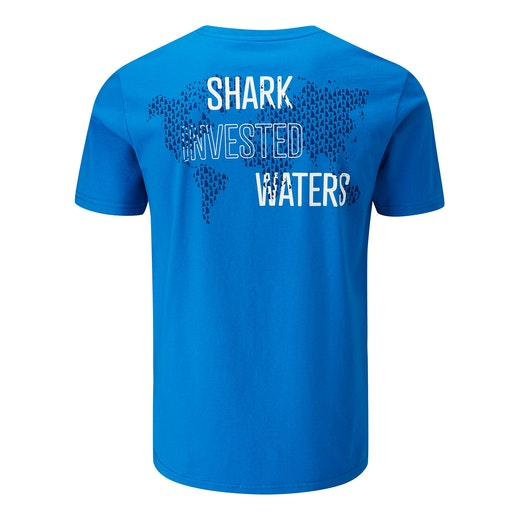 Fourth Element Shark Invested Water Short Sleeve T-Shirt