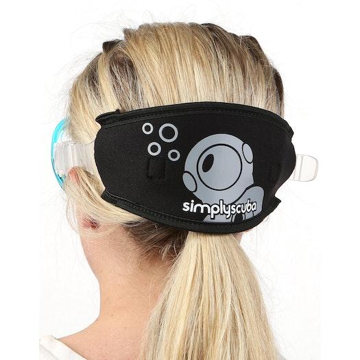 Simply Scuba Mask Strap Wrap Diving Mask Parts