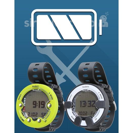 Simply Scuba Suunto Zoop Vyper Novo Battery Change