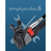 Simply Scuba Air2 BPI Fitting