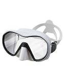 Diving Mask Apeks VX1 - White Ultra Clear