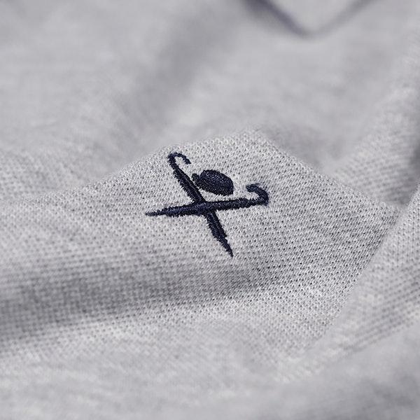 Polo Hackett Slim Fit Logo